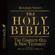 The Holy Bible in Audio - King James Version: The Complete Old & New Testament (Unabridged)