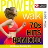 Power Walk 70 s Hits Remixed 60 Min Non Stop Workout Mix