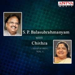 S. P. Balasubrahmanyam with Chitra (Telugu Hits Vol. 1)