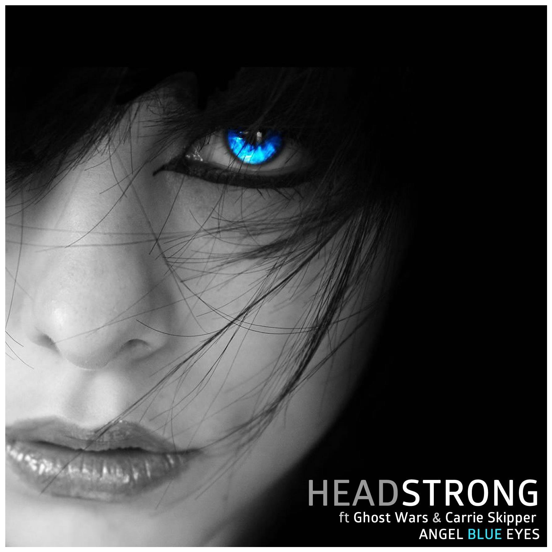 Angel Blue Eyes (Feel Mix) [feat. Ghost Wars & Carrie Skipper]