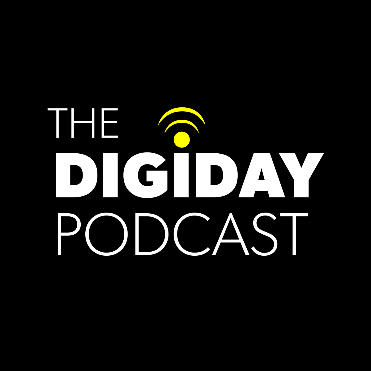 Top 23 episodes   Best episodes of The Digiday Podcast
