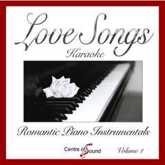 Salvation (In the Style of Gabrielle Aplin) [Instrumental Piano Karaoke Backing]
