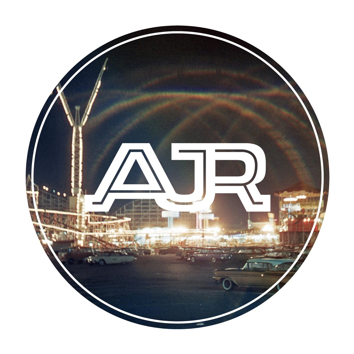 Forget It All - Single Album Cover by AJR
