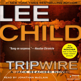 Tripwire: Jack Reacher, Book 3 (Unabridged) audiobook