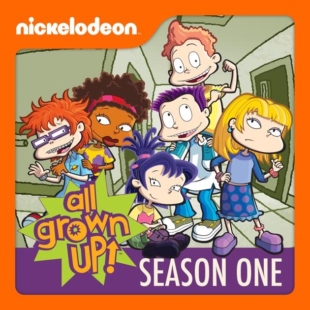 all grown up season 1 on itunes