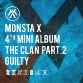 THE CLAN, Pt. 2 'GUILTY'  EP-MONSTA X