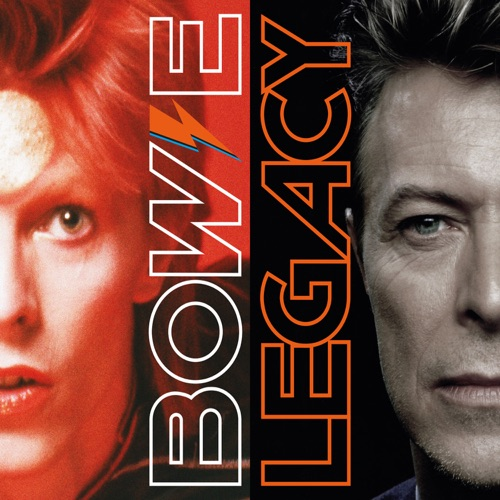 David Bowie - Legacy (Deluxe Edition)