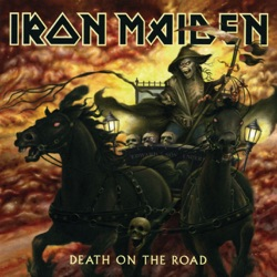 Death on the Road - Iron Maiden Album Cover