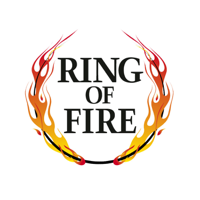 Podcast cover art for Ring of Fire Radio with Sam Seder and Mike Papantonio