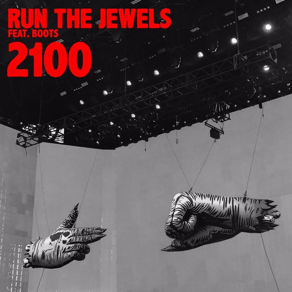 2100 (feat. BOOTS) - Single