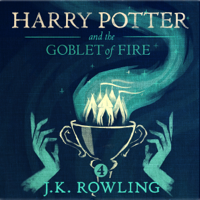 Harry Potter and the Goblet of Fire, Book 4 (Unabridged) Audio Book