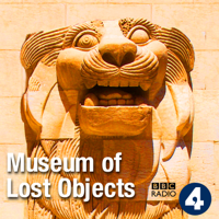 Podcast cover art of Museum of Lost Objects