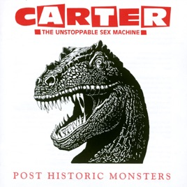 Carter the unstoppable sex machine mp3