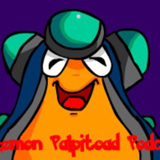 Cover image of Pokemon Palpitoad Podcast