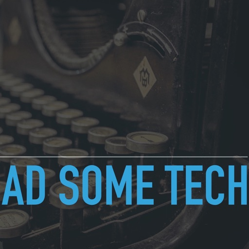Cover image of Ad Some Tech