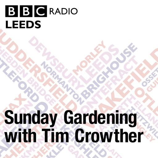 Cover image of Sunday Gardening with Tim Crowther