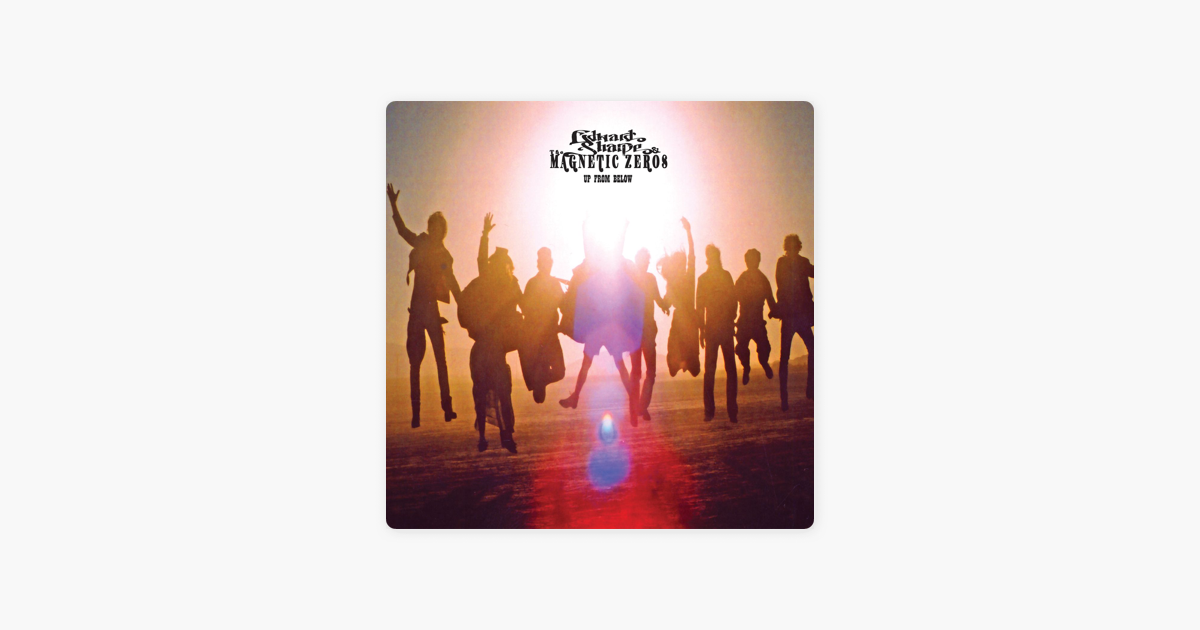 edward sharpe and the magnetic zeros up from below chords