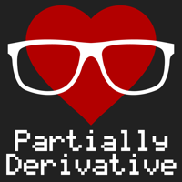 Podcast cover art for Partially Derivative