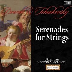 Serenade for Strings, Op. 22, B. 52: II. Tempo di valse