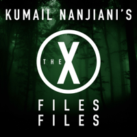 Podcast cover art for Kumail Nanjiani's The X-Files Files