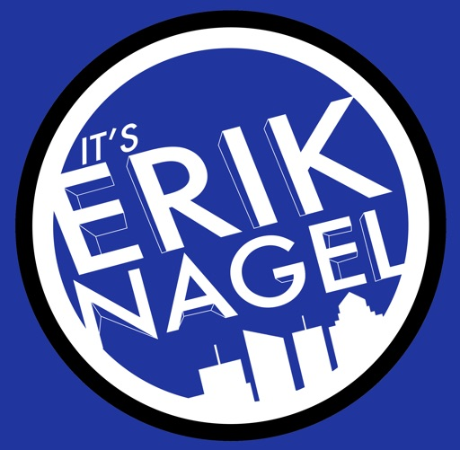 Cover image of It's Erik Nagel