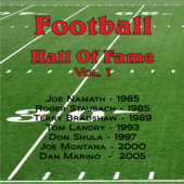 Hall Of Fame Induction Speech (8 5 89  Canton, OH)-Terry Bradshaw