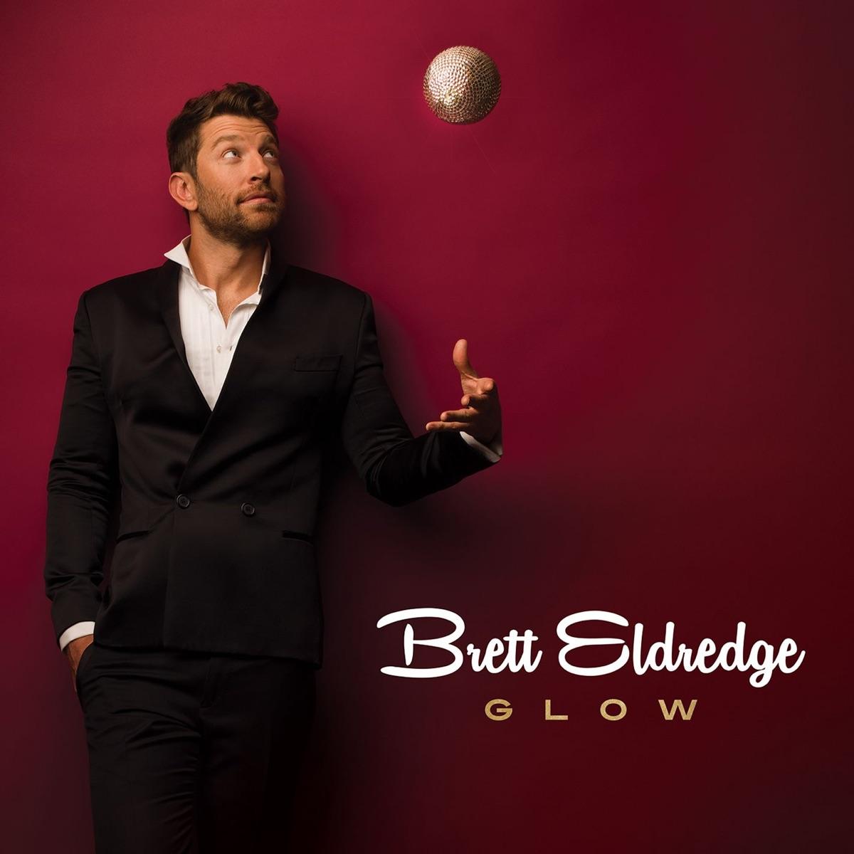 Glow Brett Eldredge CD cover