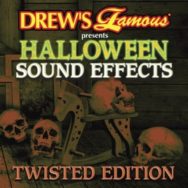 Halloween Sound Effects (Twisted Edition) by The Hit Crew on Apple ...
