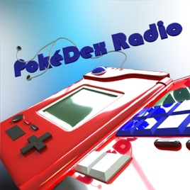 Pokedex Radio - a podcast about Pokémon video games and news