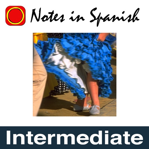 Cover image of Notes in Spanish Intermediate