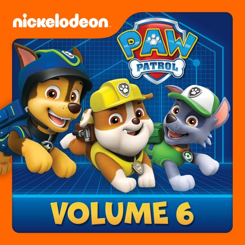 PAW Patrol, Vol. 6 poster