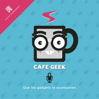 Podcast cover art for CafeGeek