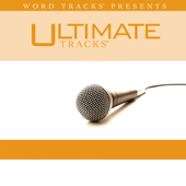 This I Believe (The Creed) [Medium Key Performance Track With Background Vocals]-Ultimate Tracks