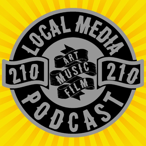 Cover image of 210 Local Media Podcast - San Antonio, Texas
