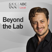 Podcast cover art for Beyond the Lab