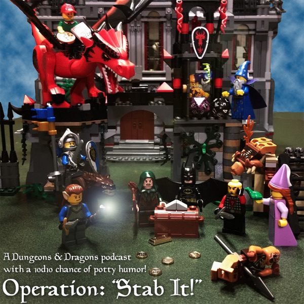 "Operation ""Stab It!"" - A Dungeons and Dragons Campaign"