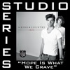 Hope Is What We Crave Studio Series Performance Track EP