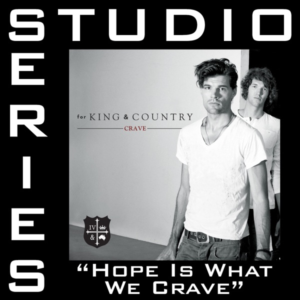 Hope Is What We Crave (Studio Series Performance Track) - - EP