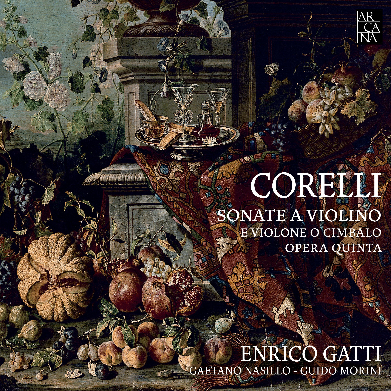 Violin Sonata in E Major, Op. 5 No. 11: IV. Vivace