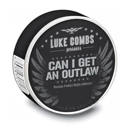 View album Luke Combs - Can I Get an Outlaw - Single