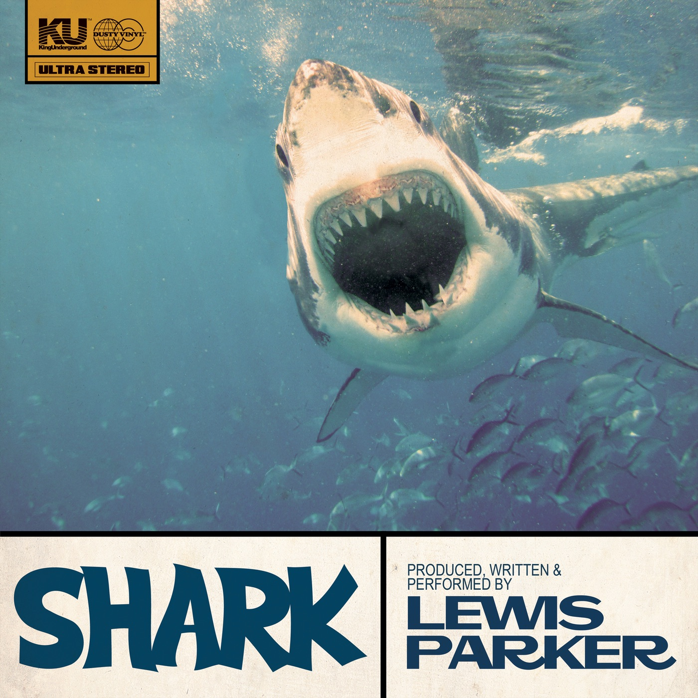 Swimming With Sharks (Instrumental)