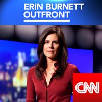 Podcast cover art for Erin Burnett OutFront