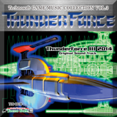 ThunderForce III 2014 Technosoft GAME MUSIC COLLECTION VOL.3