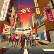 Can't Hold Me Down (feat. Tash Neal) - GRiZ - GRiZ