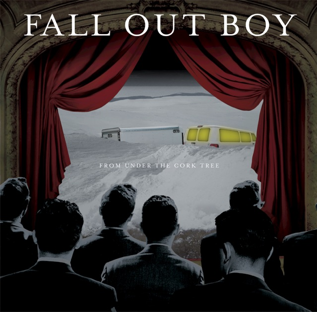 Image result for fall out boy from under the cork tree