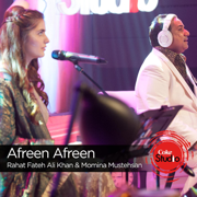 Afreen Afreen (Coke Studio Season 9) - Rahat Fateh Ali Khan & Momina Mustehsan - Rahat Fateh Ali Khan & Momina Mustehsan