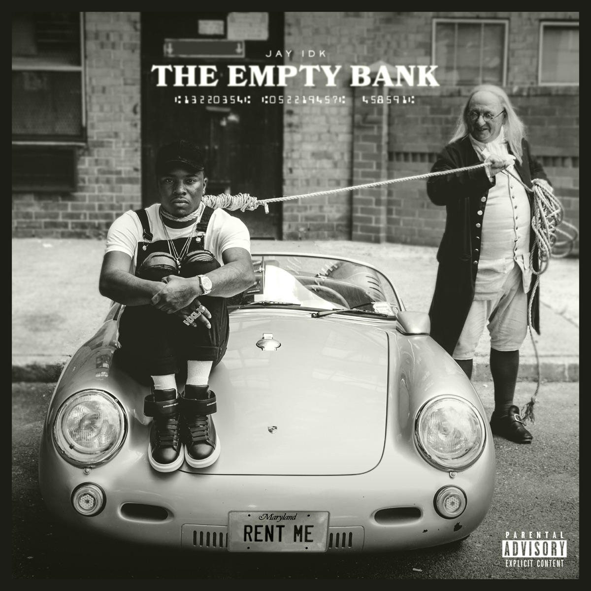 Empty Bank IDK CD cover