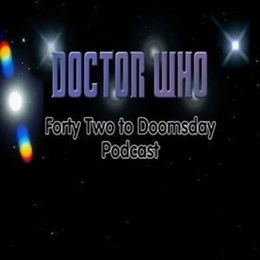 Cover image of Doctor Who: 42 To Doomsday
