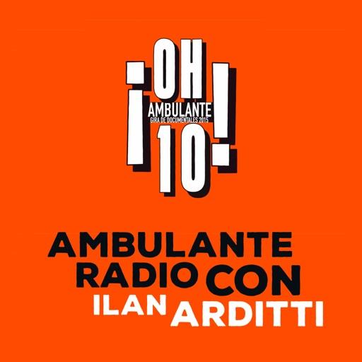 Cover image of Ambulante Radio Con Ilan Arditti