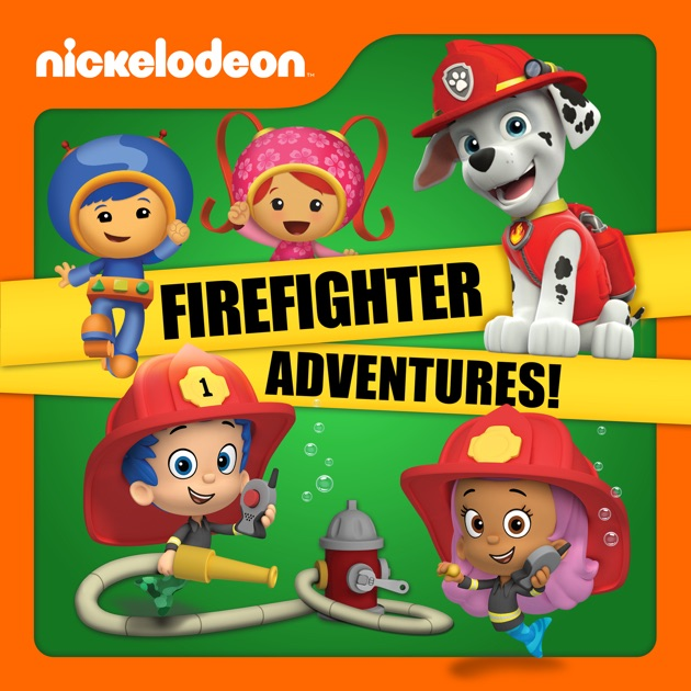 Nick Jr. Firefighter Adventures on iTunes